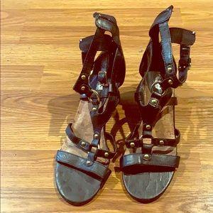 Rue 21! Wedge sandals